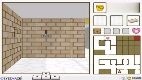 逃离迷宫:三次进化小人,法师战士火焰狗打败寒冰领主逃出迷宫!
