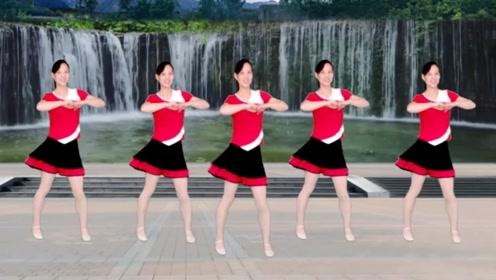 云儿开心广场舞《耍酒疯儿》网红摆胯舞