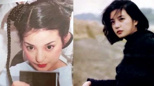 21年前的赵薇 21年后的赵薇 网友:永远是最美的小燕子