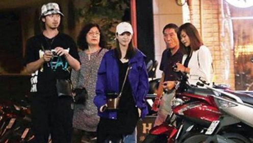 陈柏霖恋情疑曝光 女友系台湾女子组合成员长相清新甜美