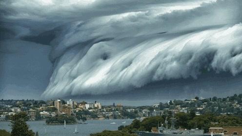 最恐怖的一次海啸,巨浪掀起高达524米,幸存者至今都在后怕