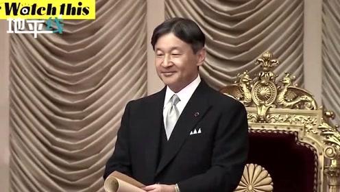 日本新天皇将于22日即位 10分钟回顾他的前半生