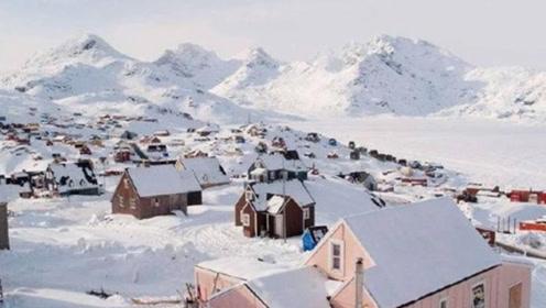 世界上最空旷的岛屿:面积比海南岛大62倍,人口却还不到8万人