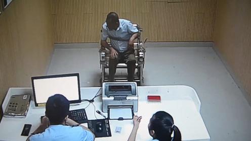 小偷混在盗窃现场看热闹 民警勘察发现一个脚印 仅用2小时就破案