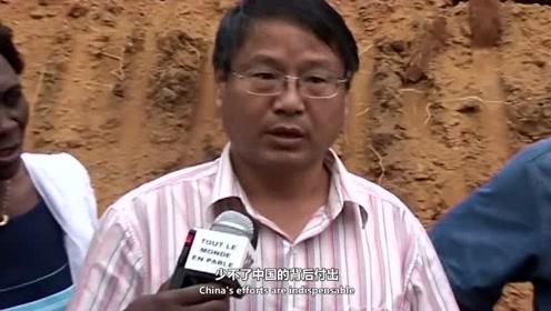 法国人18年都没修好的路,中国却只用了8年,刚果今后只找中国
