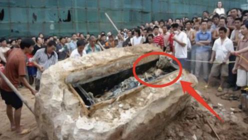 江西古墓发现46名少女赤身陪葬,打开棺椁后,专家顿时脸色大变