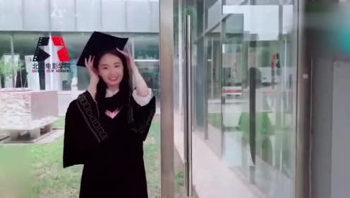 这段大学生最美毕业典礼一跳成名!小姐姐超甜!看完仿佛恋爱了!