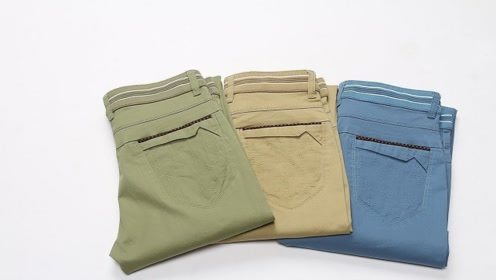 裤子太瘦穿不上别丢,简单改造下,不仅合身而且更漂亮