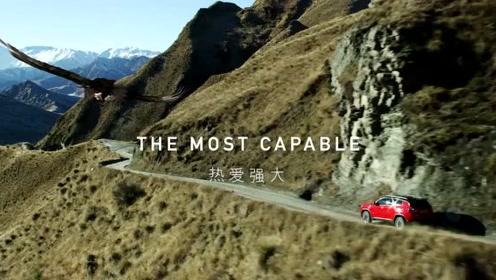 像鹰一样追寻自由纵横世界,全新Jeep指南者带你在天地间驰骋