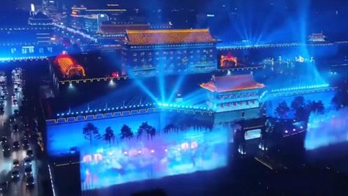 让保安头疼的喷泉,数百游客被迷惑围着呐喊,网友:喷泉真配合!