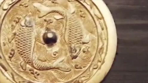 """博物馆里的4面""""魔镜"""",上千年来无人能解,我国专家研究了十几年"""