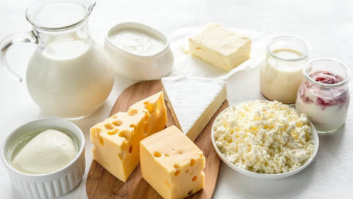 """3类食物是""""补钙之王"""",每天吃一点,补钙健脑,增强抵抗力"""