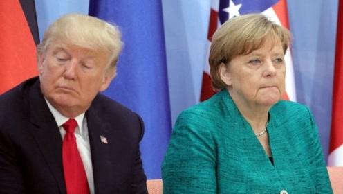 默克尔无视美国威胁 台媒分析德国为何甘愿冒险力挺中国华为?