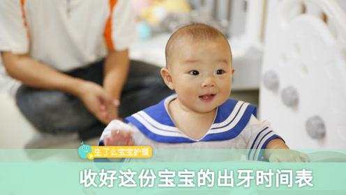 宝宝出牙的时间、顺序是怎样的?宝宝出牙晚该怎么办?