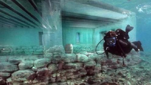 """日本海发现""""水下宫殿"""",距今1万2千年,网友:真有龙宫?"""