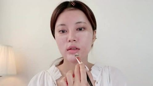 韩国小姐姐教化妆 日常清纯