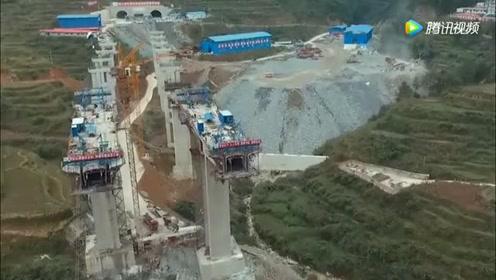 看看中国造桥技术,这就是中国基建的魅力