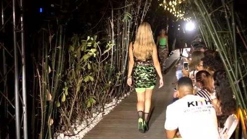 时尚的设计,紧身新款套装,引领新潮流