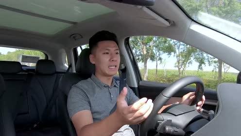 试荣威RX5 MAX,感受最新驾驶科技