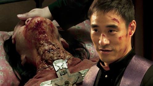 韩国恐怖片《变身》,全家人被鬼折磨,惊悚程度再v程度魔兽电影的精灵图片