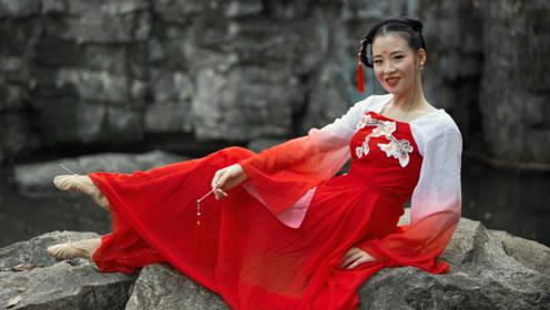 中国古典舞《一生独一》惊艳四座,一辈子只爱一个人!