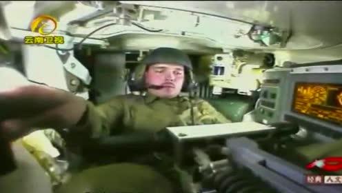 坦克驾驶员真实视角!坦克驾驶室只能容身,却像家中躺椅一样舒服