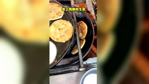 来北京,小猛请你们吃早餐