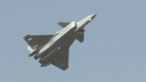 超燃!歼20、运20、轰6、空警500全来了 60秒看长春航展大飞机