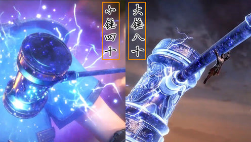 《斗罗大陆》沙雕父子情:唐昊唐三,日常比锤交流!