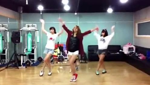 Goodbye Baby舞蹈教学(练习室版)
