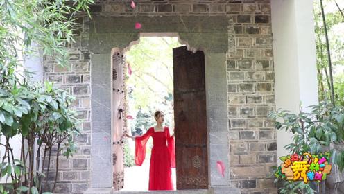 嘟拉舞林学院 古风舞蹈爱殇,中国风舞蹈!