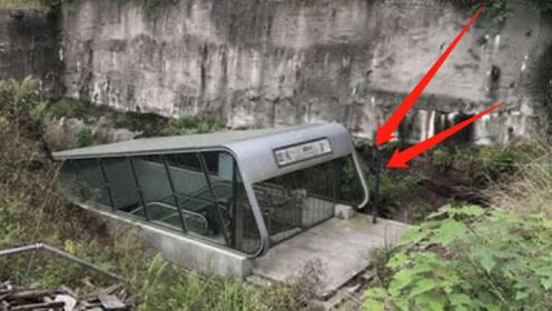 """重庆最""""荒凉""""的地铁站,很多本地人都没听说过!一出站大家都傻眼了"""