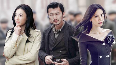 谢霆锋王菲张柏芝三人纠葛十几年,梅艳芳早在告别演唱会上预言了