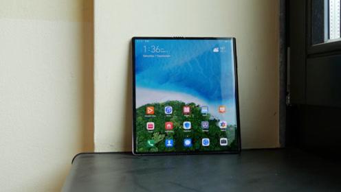 华为正式发布5G折叠手机,售价相当于两部iPhone 11Pro