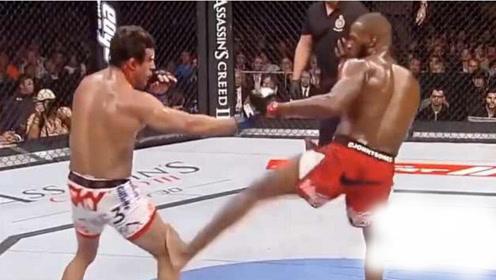 """咏春踢""""太脏""""? MMA选手呼吁禁止:踢膝盖使人受伤"""
