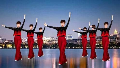 笑春风广场舞《思念情缘》经典网红32步,简单易学