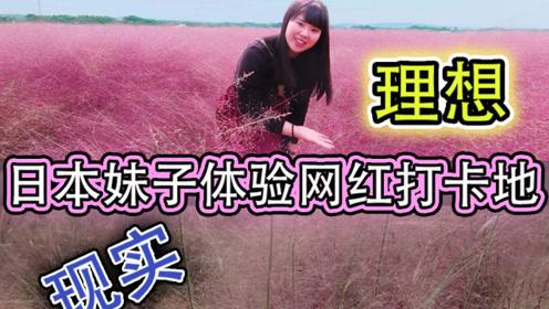 理想VS现实 日本小姐姐体验中国网红打卡地