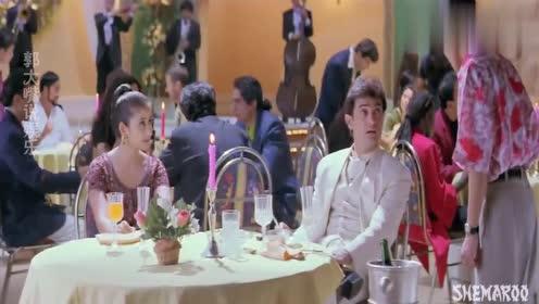 宝莱坞演员,阿米尔汗,屏幕上帅气有气质!
