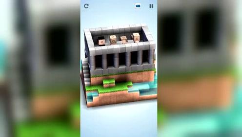 机械迷宫,埃及神庙陷阱重重,这该如何破解