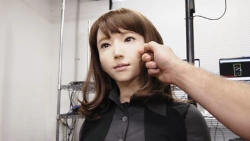 日本女性机器人火了,外形酷似真人,只能给富人享用!