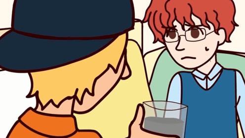 内向男孩交友不慎,惨遭疯狂灌酒,结果悲剧了!