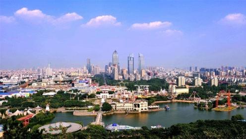 江苏又一座城市崛起,不是无锡也不是南通,你知道是哪吗?