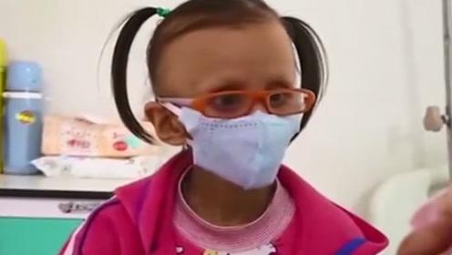 13岁女孩如同70岁,医生:只有一个办法,可以返老孩童!
