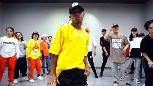 Swagg 编舞《CLONES》Urban Dance Studio