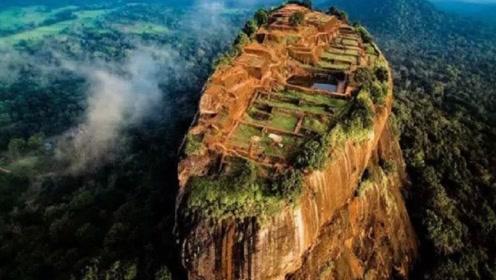 唯一建在石头上的国家,池塘花园啥都有,几千年内也无人发现