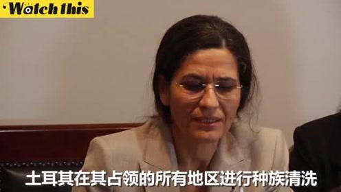 """叙库尔德人高层访美:土耳其在搞""""种族清洗"""" 国际社会快派兵"""