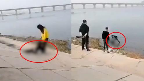 辽宁绥中一女生遭多名年轻人殴打 警方:打人者已被控制