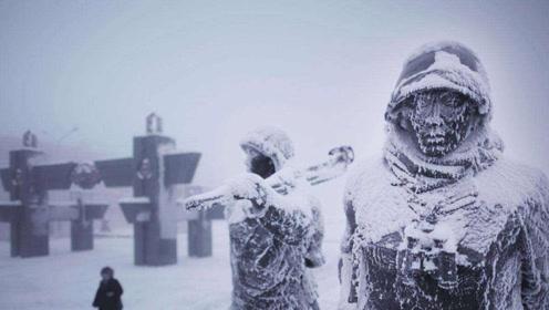 """世界上最冷的地方,零下50度是常态,出门随身带""""生肉"""""""