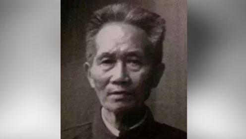 此人曾是我国红军正团级,腿伤后沦为农民,建国后写信上交要工作