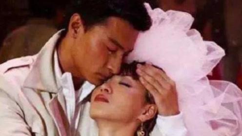 梅艳芳最后一次演唱会,身体流血垫着尿布,曲终时倒在刘德华怀里!